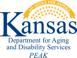 KS Dept of Aging & Disability Services logo