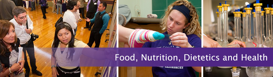 Food, Nutrition, Dietetics and Health