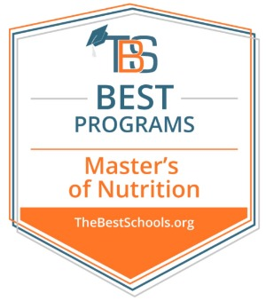 Best Programs - Masters in Nutrition - thebestschools.org