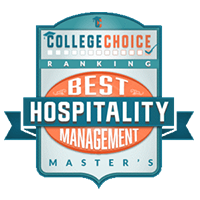 Best Hospitality Management Masters - College Choice logo