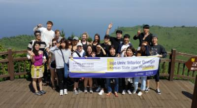 Study Abroad trip with Inje University Interior Architecture program