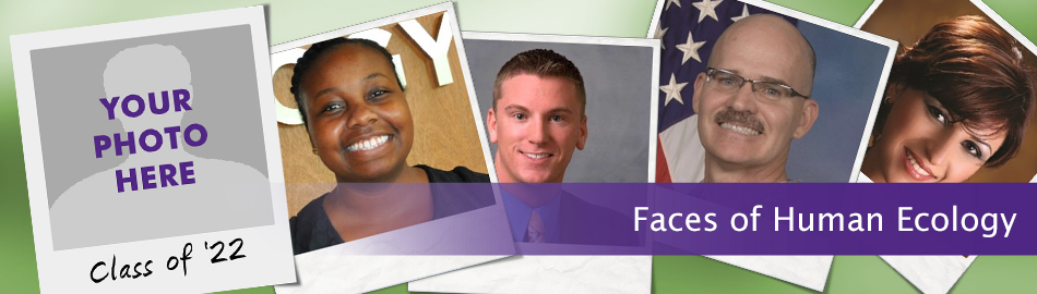 Faces of Human Ecology