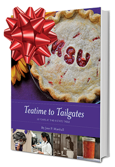 Teatime and Tailgates book