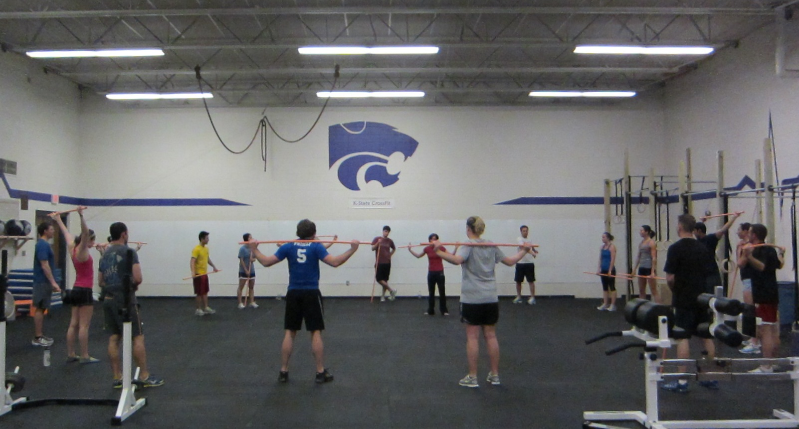 CrossFit Intro Class