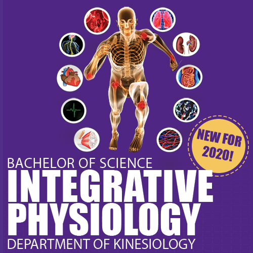 BS in Integrative Physiology graphic