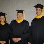 Graduate Program Graduates December 2005