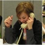 Telefund Students