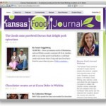 Kansas Food Journal, Spring 2010
