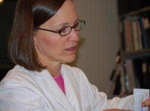 Professor Jane Garcia