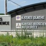 Kansas Bioscience Park Sign