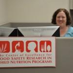 Food safety center Kerri Cole