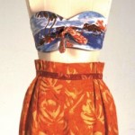 bandeau and shorts for CHE 250