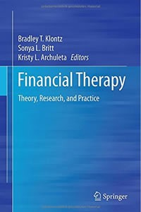 Financial Therapy Book Cover