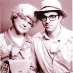 Karen Stobbe and Mondy Carter wrote and perform in 'Sometimes Ya Gotta Laugh' (Courtesy photo)