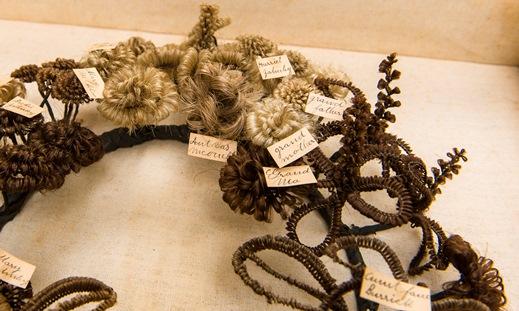 hair wreath 519