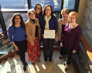 College of Human Ecology is StrengthsQuest Partner of the Year