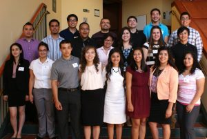 2015 Bridges cohort